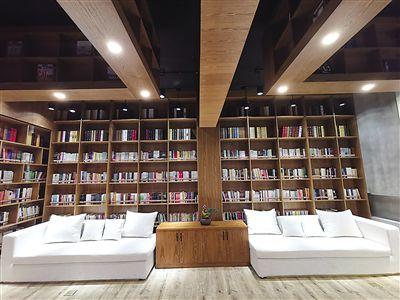 重庆南山唯一公益图书馆对外开放