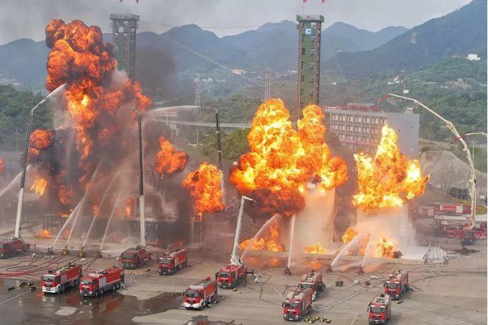 中国特色应急管理体系基本形成 社会应急队伍有1200余支
