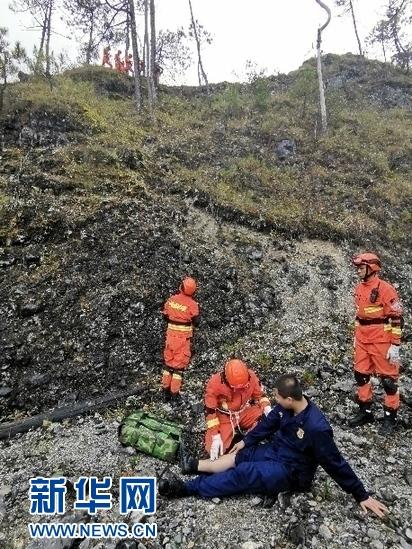 云南森林消防:戎装虽变 初心不改