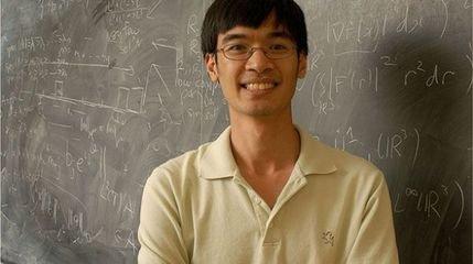 华裔数学家IQ超爱因斯坦 成史上最聪明的人