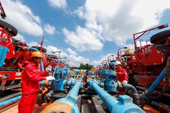 中国最大页岩气生产基地建成 年产量42亿方